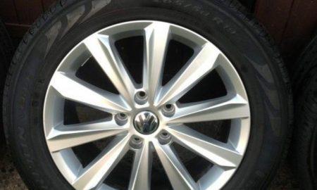 Volkswagen Tuareg, диски - фото