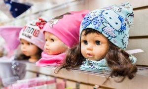 детские шапки оптом - фото
