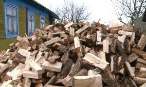 Дрова, отопление на дровах - фото