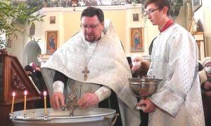 Крещение - фото