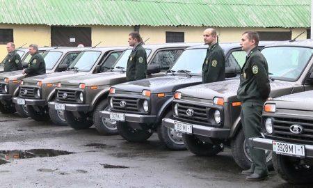Автомобили Пинского лесхоза - фото