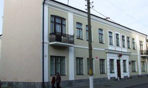 здание начала XX века в Пинске - фото