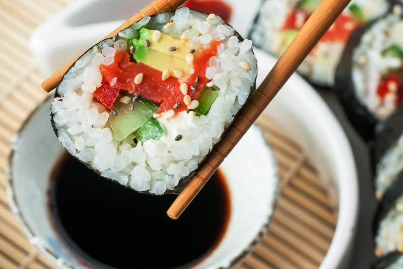 Как приготовить рис для суши - хитрости