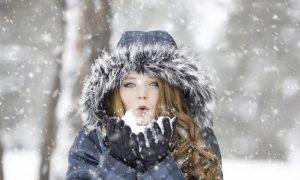 Зима - фото