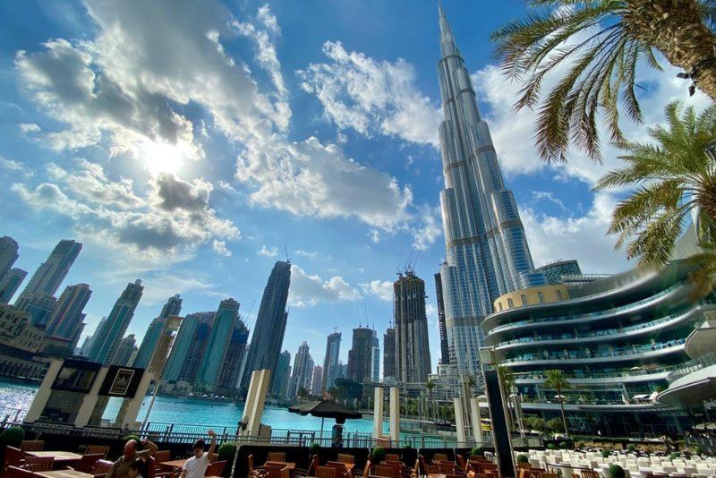Отдых в ОАЭ - фото