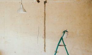 проведение ремонтных работ - фото