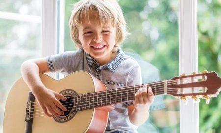 как музыка влияет на обучение детей - фото