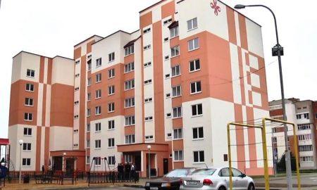 1000 социальных квартир - фото