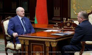 Лукашенко намерен - фото