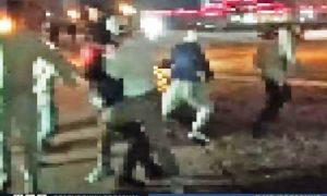 массовая драка в Пинске - фото