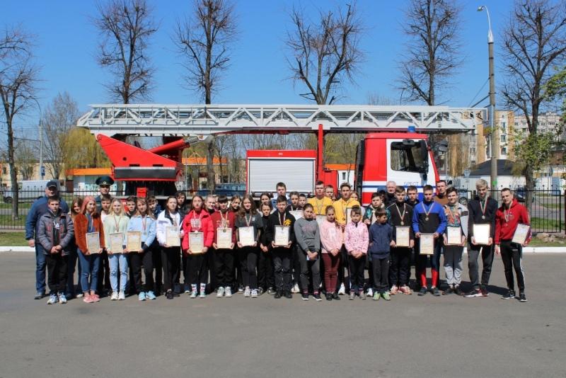 Пожарный спорт - фото