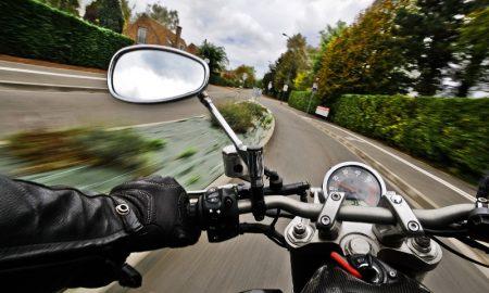 Мотоцикл, контроль за соблюдением ПДД водителями мототранспорта - фото
