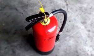 Огнетушитель - фото