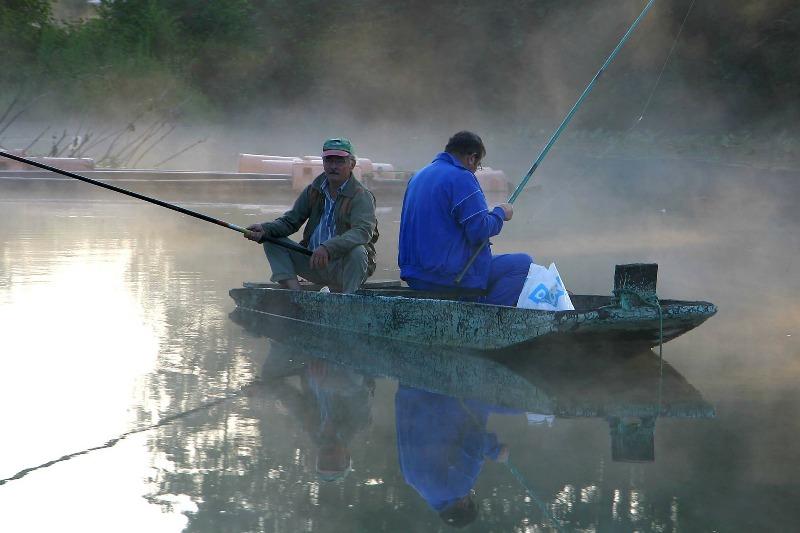 Рыбалка - фото
