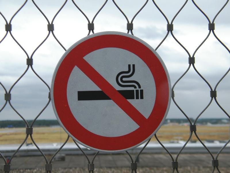 Курение - фото