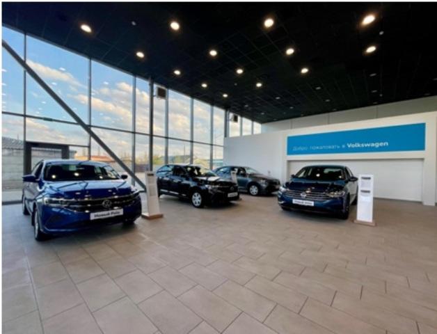 Volkswagen - фото