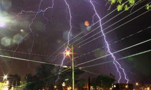 За сутки в Беларуси электричество отключалось более чем в 800 населенных пунктах