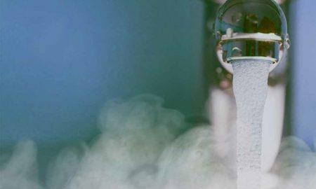 хлорирование, вода, фото