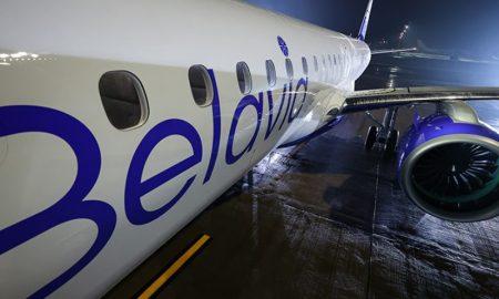 Самолет «Белавиа»