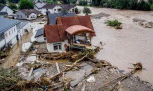 Катастрофа в Германии: от наводнения погибли более 100 человек, пропали без вести − 1300