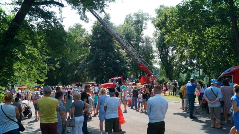 День пожарной службы - фото