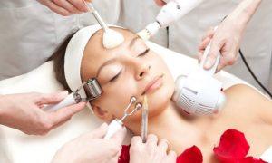дерматокосметология - фото девушки