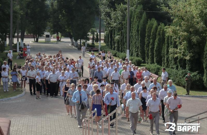 День освобождения Пинска - фото