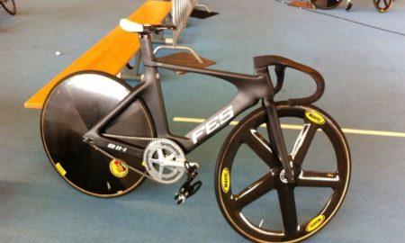 велосипед трековый - фото