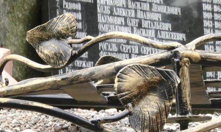 новый элемент памятника воинам-интернационалистам, фото