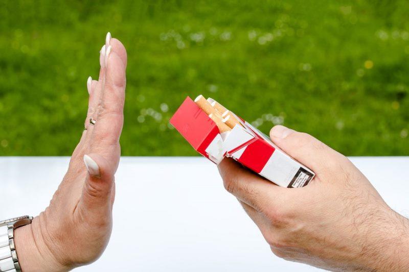Патчи для борьбы с табачной зависимостью