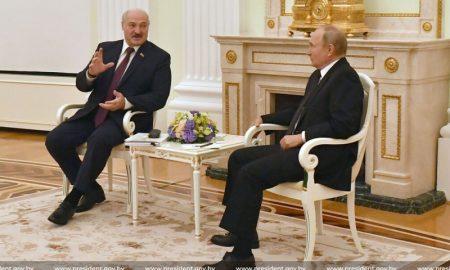 Президенты Лукашенко и Путин согласовали все 28 программ союзной интеграции