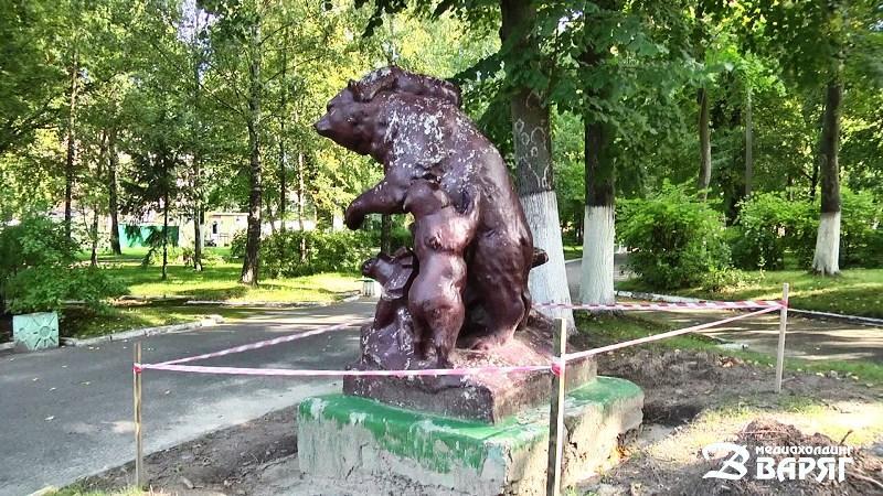 Медведи - фото