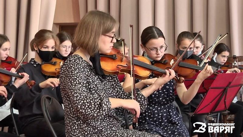 Музыкальная школа - фото