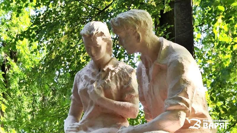 Скульптура - фото