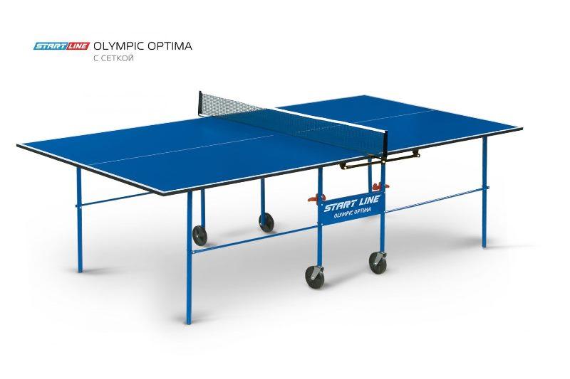 теннисный стол - фото