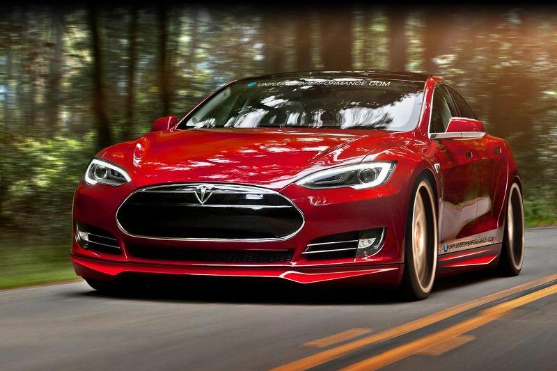 электрокары Тесла